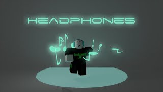 Roblox Script Showcase Episode#994/Musical Dance Headphones