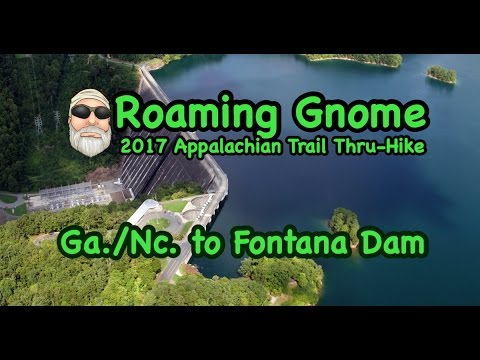 Roaming Gnome 2017 Appalachian Trail Thru-Hike (Ga.-Fontana