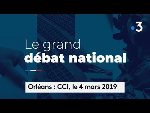 Orléans : Grand débat national à la CCI Loiret
