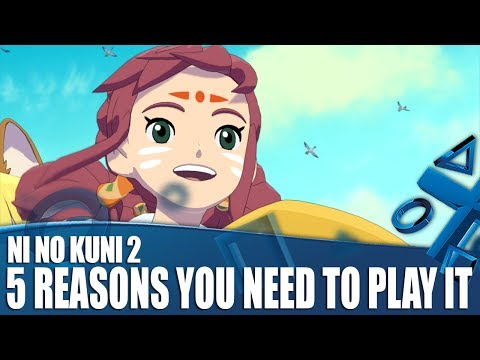 Ni No Kuni II – 5 Reasons Even Non-JRPG Fans Need To Play It
