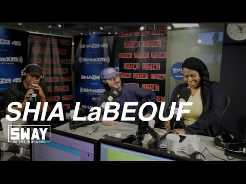 Shia LaBeouf Interview: a True Hip-Hop Head, Father a Drug D