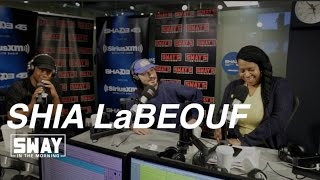 Shia LaBeouf Interview: a True Hip-Hop Head, Father a Drug Dealer, Married Life + Freestyles