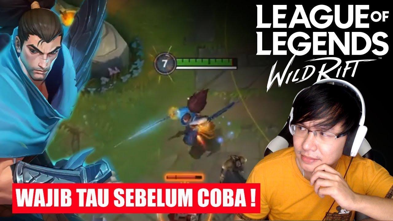 Lol Mobile Rilis Wajib Tau Hal Ini League Of Legends Wild Rift Youtube