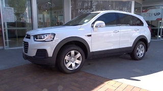 2016 HOLDEN CAPTIVA Booval, Ipswich, Woodend, Raceview, Brisbane, QLD 5TFTAA