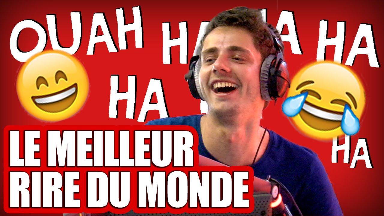Le Rire Le Plus Drole Du Monde Youtube