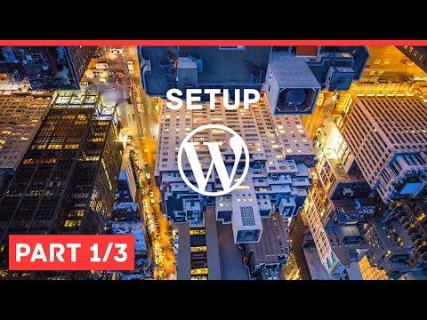 How to Set Up a Wordpress Website with GoDaddy