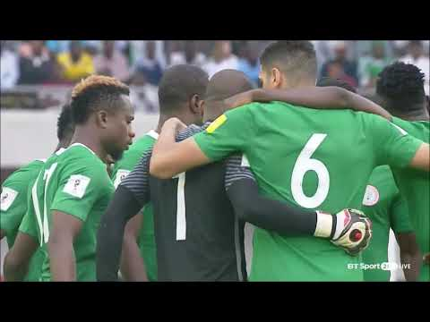 Nigeria vs Cameroon [FULL MATCH] (2018 World Cup Qualificati
