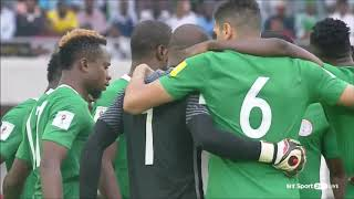 Nigeria vs Cameroon [FULL MATCH] (2018 World Cup Qualification - CAF)
