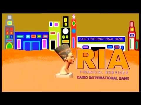 cairo international bank ria advert mpg