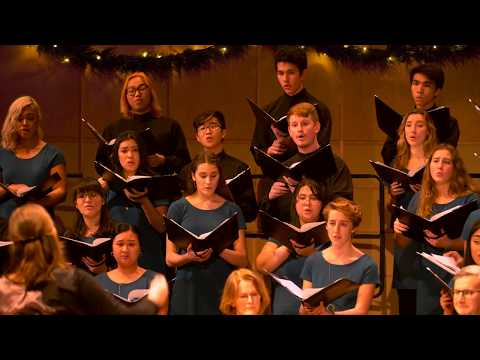 """Silent Night"", by Joseph Mohr and Franz Gruber, arranged by Shawn Kirchner"