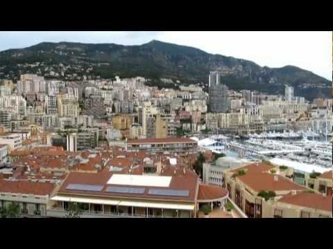 Principality of Monaco Monte Carlo Княжество Монако Монте Карло  03.09.12