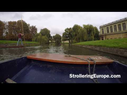 Strollering through Cambridge