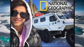 Экспедиция на Байкал с National Geographic