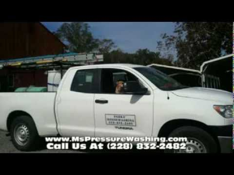 House Washing Service Gulfport Ms | (228) 832-2482