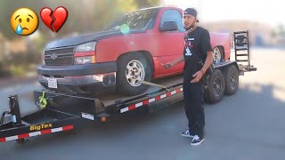 WE DESTROYED MY TRUCK !!