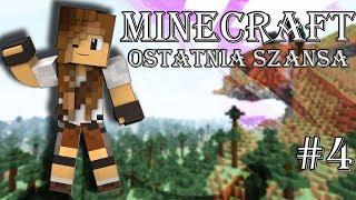 ZWIEDZAMY TWIERDZE ?! | Ostatnia szansa #4 | Minecraft LIVE 1.13.1 - Na żywo