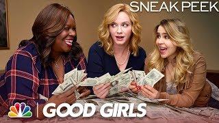 Good Girls - Sit Down With Good Girls Sneak Peek