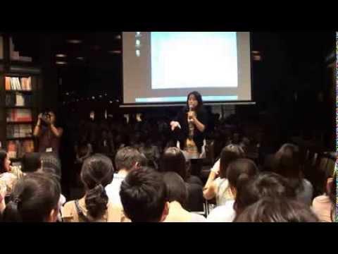 李欣頻老師 2013/7/20 香港誠品演講 - YouTube