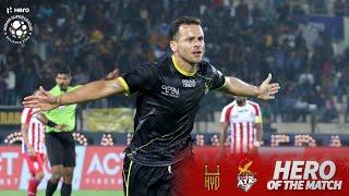 Hero of the Match - Bobo | Hyderabad FC 2-2 ATK FC | Hero ISL 2019-20