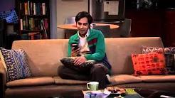 Raj vs. Siri: The Big Bang Theory