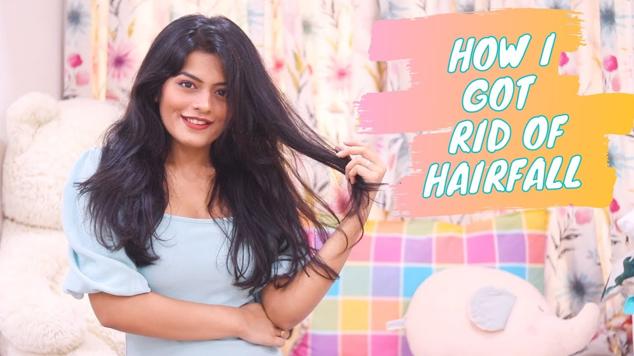 How I Got Rid Of My Severe Hairfall | #DhwaniBhatt