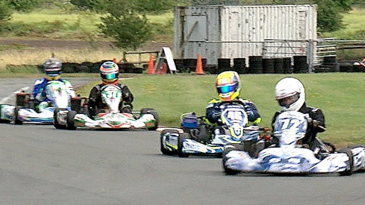 Super 1 Karting 2019: Senior Classes at Rissington