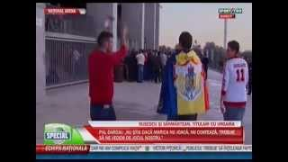 Romanii Bucuresti unguri Magyarok Romanok Bukarestben FOCI Thumbnail