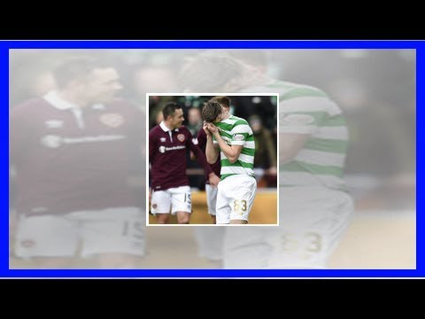 Hearts 4-0 celtic: scottish champions' record 69-game unbeaten run ends