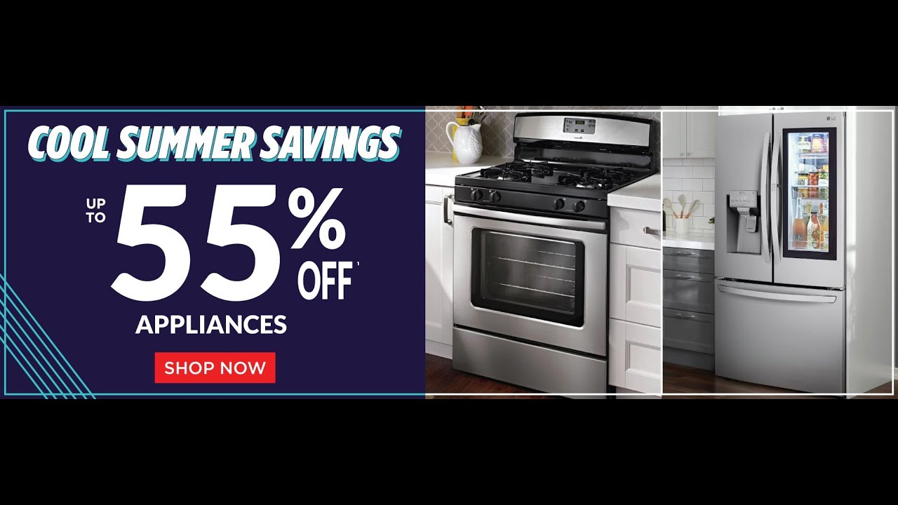 COOL SUMMER SAVINGS | Shop American Freight Today!