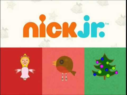 Nick Junior UK - Christmas Continuity - 12.2011 - YouTube
