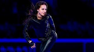 ALINA ZAGITOVA Worlds 2019 Survivor SP Показательные выступления на ЧМ с комментариями B ESP