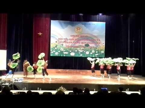 Múa: Ký ức tuổi thơ - THPT Lê Quý Đôn-HĐ 2013
