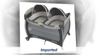 Graco Pack 'N Play with Twins Bassinet