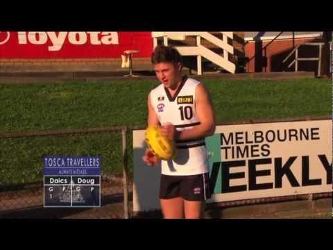 TAC Cup - Daicos Challenge - Doug Morris