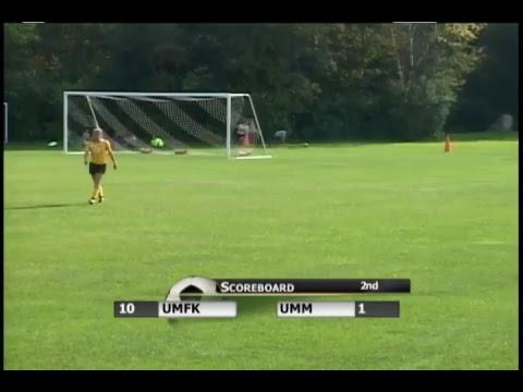 UMFK Women's Soccer vs. University of Maine at Machias - September 14, 2017