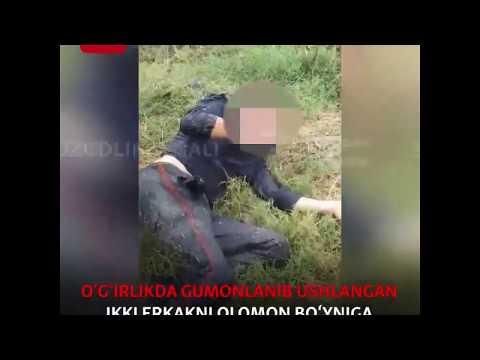 Узбекистонда сама суд ва криминални гурухлар уртасида отишма  сунги янгиликлар