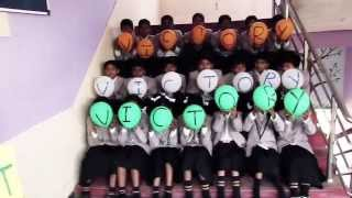 """Jana Gana Mana"" - A Tribute To National Anthem By Students Of NIPS"