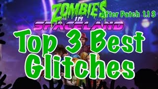 Zombies In Spaceland Glitches: Top 3 Best Working Glitches After Patch