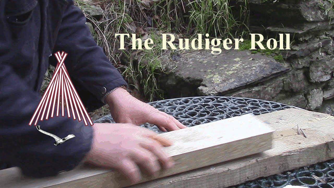 Bushcraft Fire Lighting The Rudiger Roll You