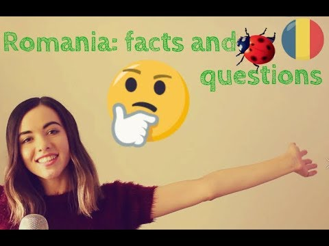 Romania: Facts And Questions 🧛🌲