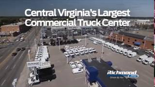 Richmond Ford Commercial Trucks