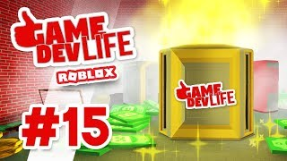 Game Dev Life #15 - PC SKIN CRATES (Roblox Game Dev Life)