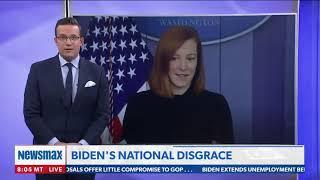 Biden, quit clowning around   Benny Johnson