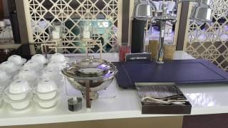 Armani hotel iftar tent