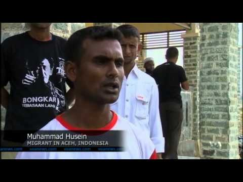 Southeast Asian Countries Close Doors to Migrant Boats