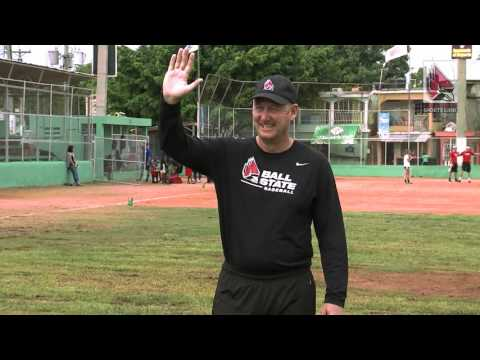 Ball State Sports Link: Baseball in the Dominican Republic - Day 5