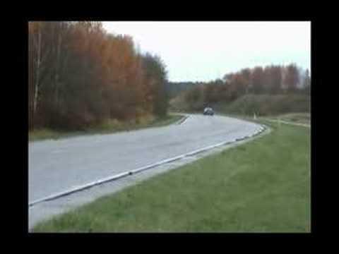 Mitsubishi Lancer Evo 9 Drive By