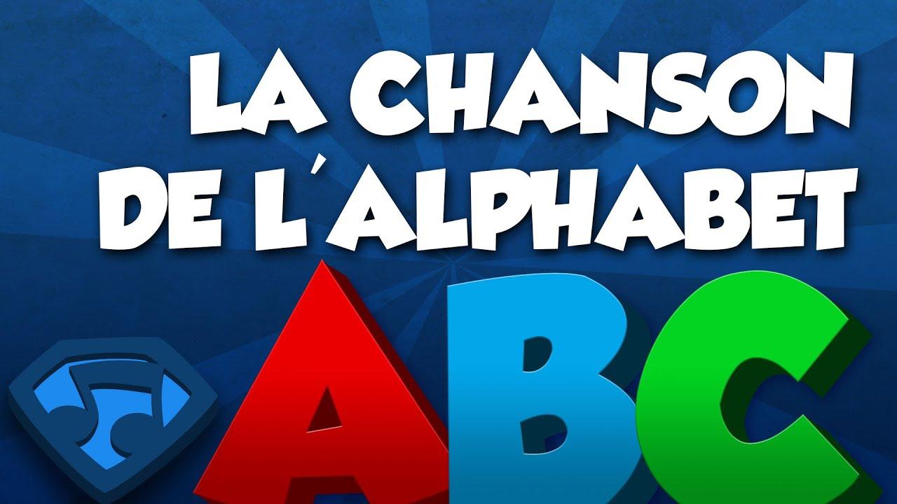 la chanson de l 39 alphabet kids super songs fran ais youtube. Black Bedroom Furniture Sets. Home Design Ideas