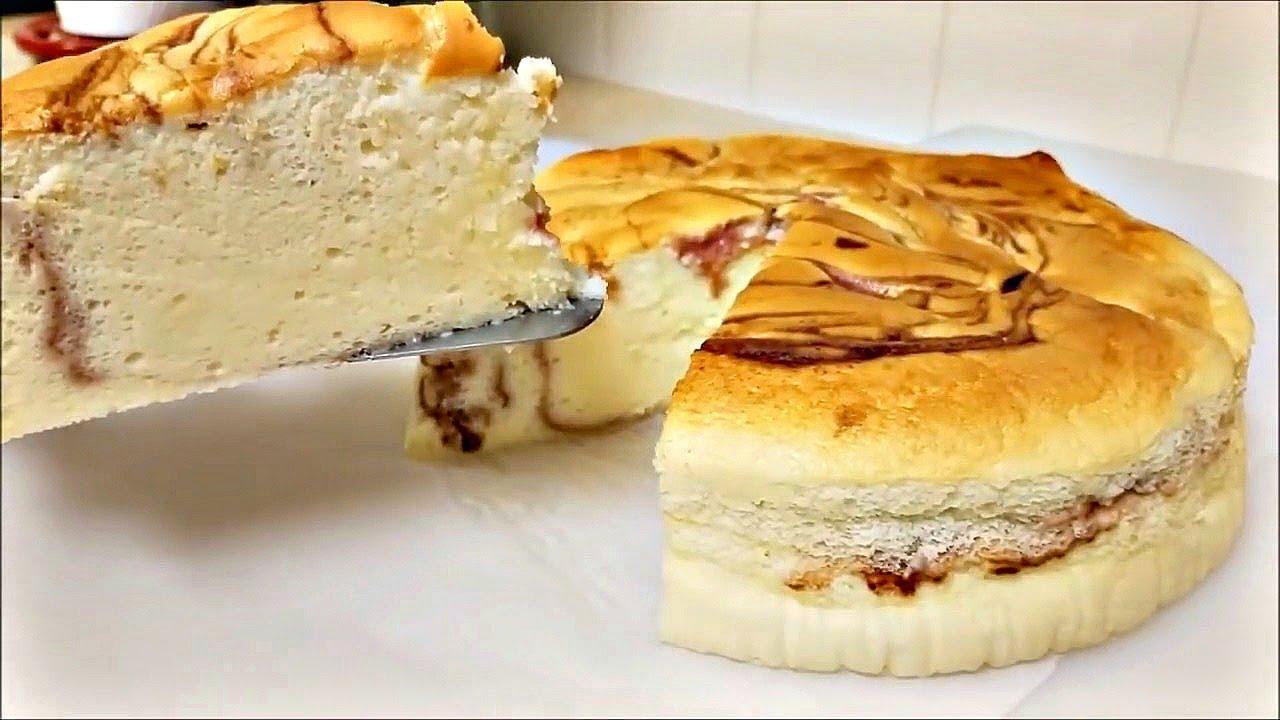 Japanese Cheesecake Recipe: Jiggly Fluffy Japanese Cheesecake