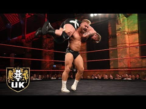 Tyler Bate vs. Wolfgang: NXT UK, Oct. 24, 2018